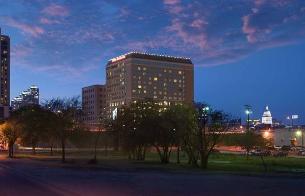 Hilton Garden Inn Austin Downtown-Convention Center TX