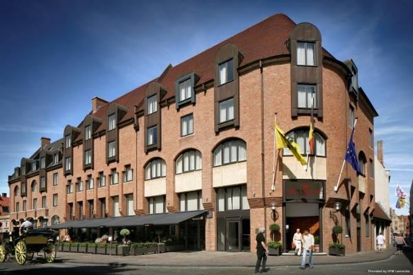 Hotel Crowne Plaza BRUGGE