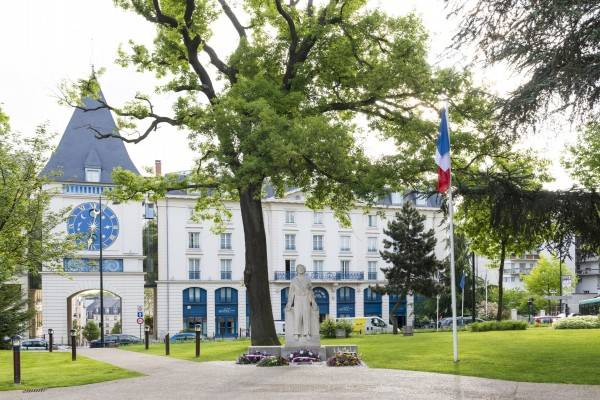 Plessis Grand Hôtel