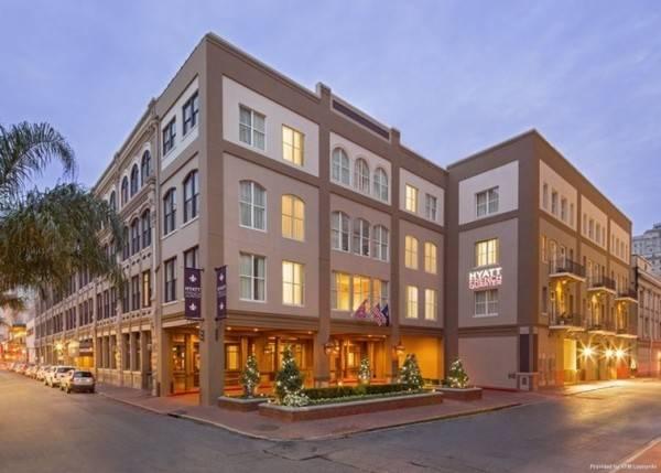 Hotel Hyatt Centric French Quarter New Orleans