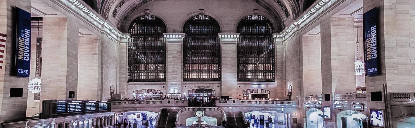 HRS Preisgarantie mit Geld-zurück-Versprechen: Günstige Hotels am Hauptbahnhof New York ✔ Geprüfte Hotelbewertungen ✔ Kostenlose Stornierung ✔ Mit Businesstarif 30% Rabatt