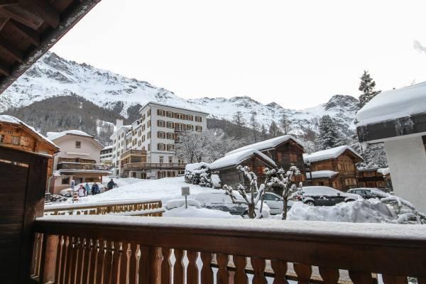 Hotel A la Pointe de Zinal