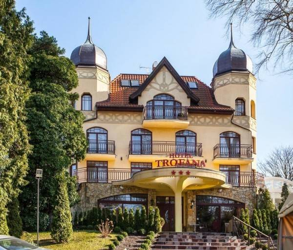 Hotel Trofana Wellness & Spa