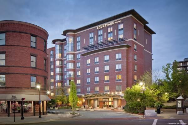Hotel Courtyard Boston Brookline