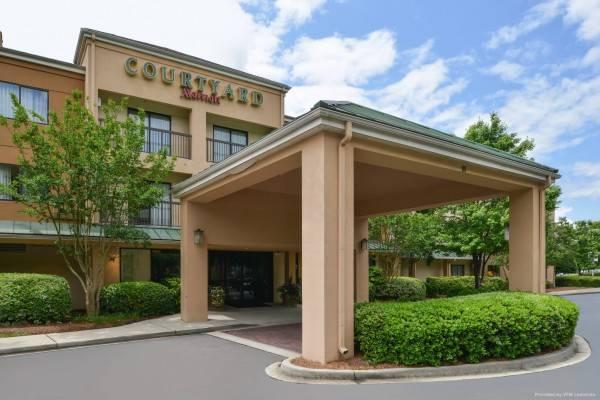 Hotel Courtyard Columbia Northeast/Fort Jackson Area