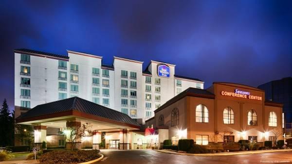 Hotel BW PLUS SEATTLE FEDERAL WAY