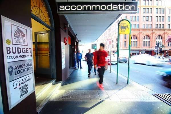 Sydney Central Inn - Hostel