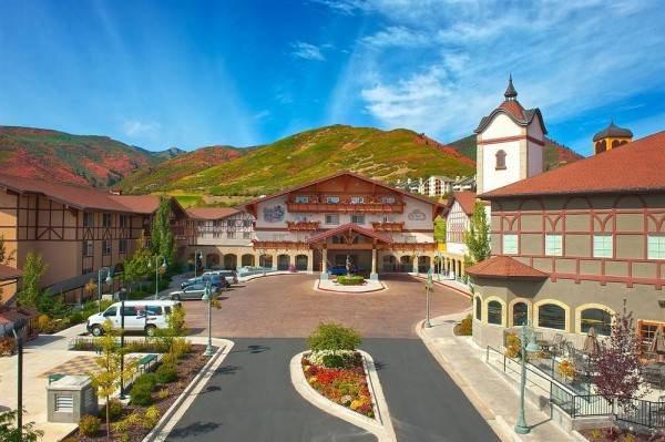 Hotel Zermatt Utah Resort & Spa Trademark Collection by Wyndham