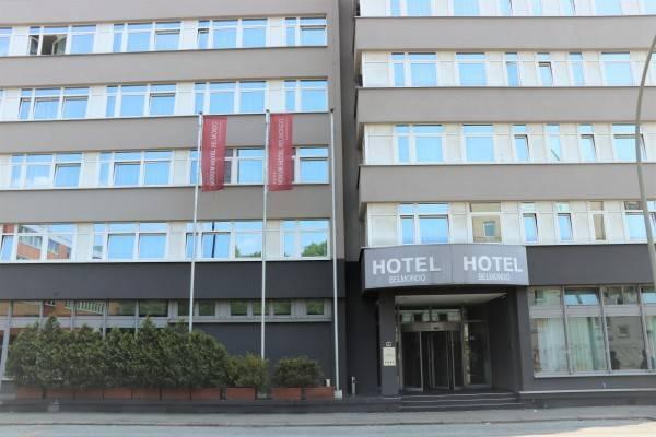 Hotel Novum Belmondo Hbf.