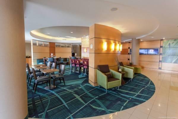 Hotel SpringHill Suites Devens Common Center