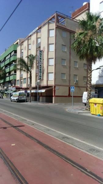 Hotel Avenida JC