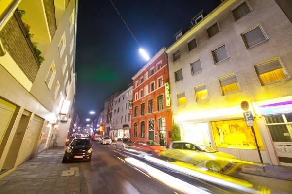 Hotel Novum Ahl Meerkatzen Altstadt
