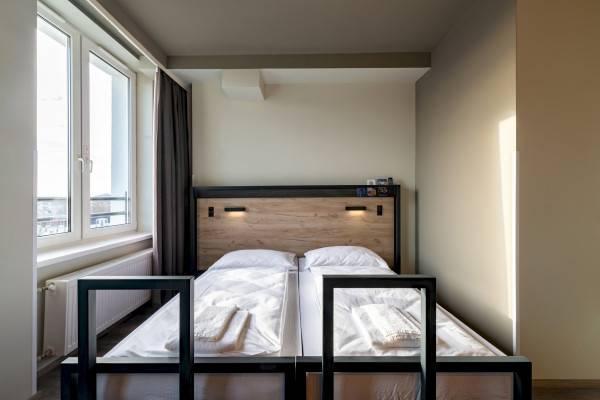 Hotel a&o Warsaw Wola