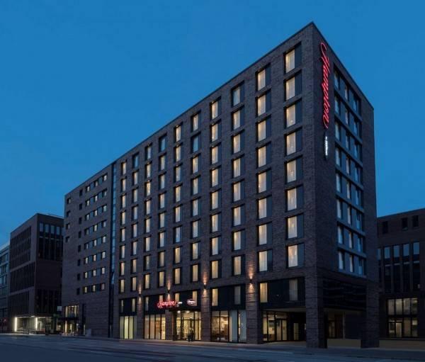 Hotel Hampton by Hilton Hamburg City Centre