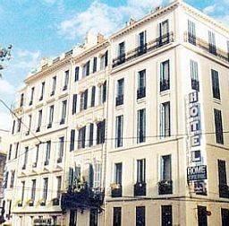 Hôtel de Rome et Saint Pierre