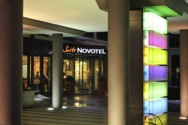 Hotel Novotel Suites Muenchen Parkstadt Schwabing
