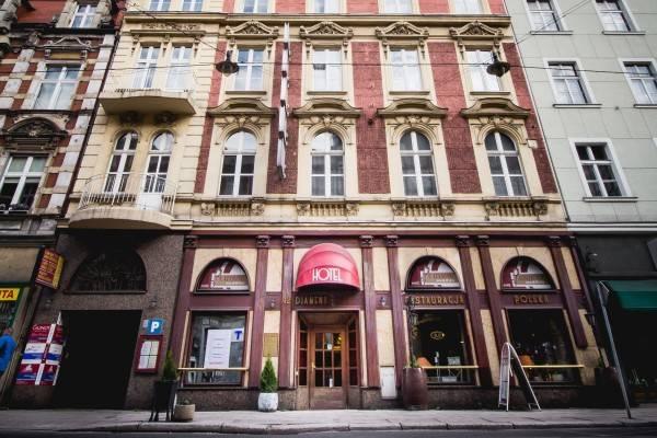 Diament Hotel Economy Gliwice
