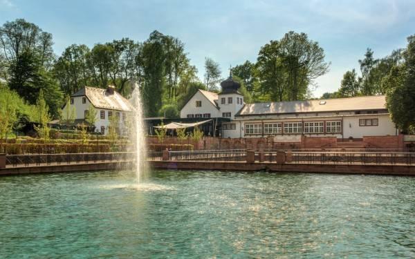 Landschloss Fasanerie Romantik Hotel