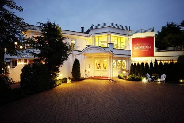 Hotel Kurpark Villa Aslan