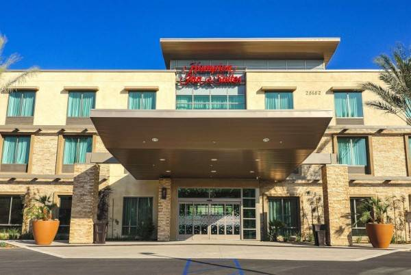 Hampton Inn - Suites Mission Viejo CA