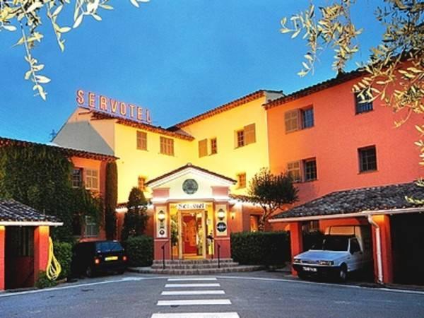 Hotel Servotel Castagniers