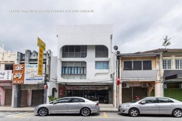 Hotel ZEN Rooms Campbell Street Penang