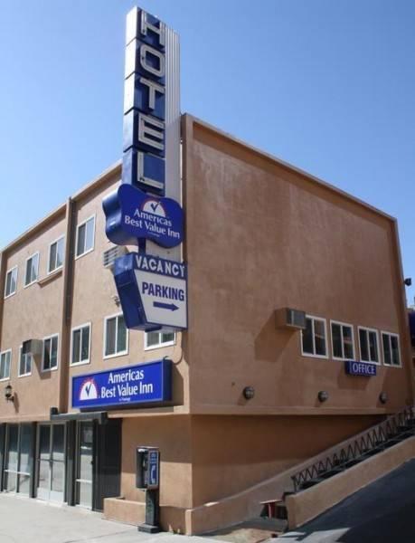 Americas Best Value Inn-Los Angeles/W 7th Street