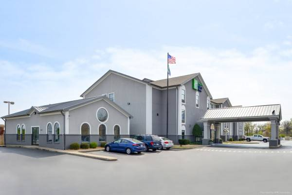 Holiday Inn Express & Suites NORTH LITTLE ROCK