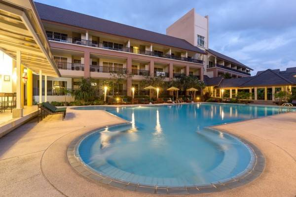 Hotel Authong Residence Pattaya