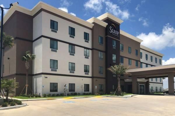 Sleep Inn and Suites Galveston Island