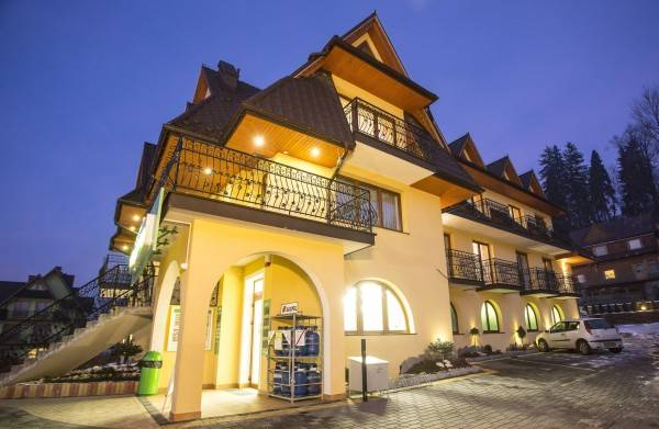 Hotel Sykowny
