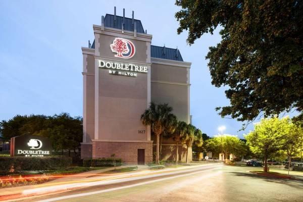 Hotel DoubleTree by Hilton Austin - University Area