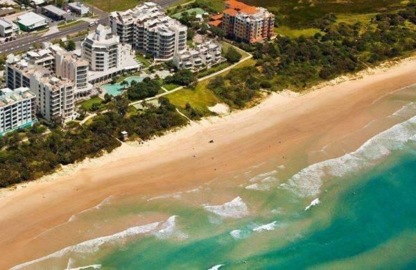 Hotel Ramada By Wyndham Marcoola Beach