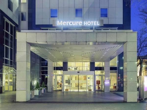 Hotel Mercure Bochum City
