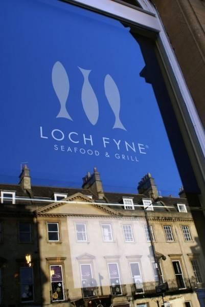 Loch Fyne Restaurant and Hotel Bath