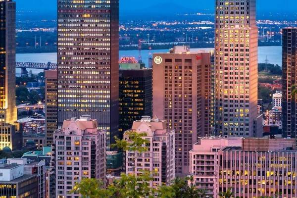 Le Centre Sheraton Montreal Hotel