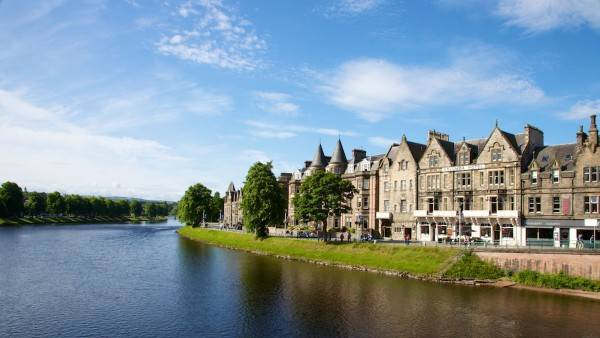 Hotel The Columba Inverness By Compass Hospitality