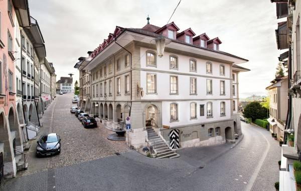 Hotel Stadthaus Burgdorf