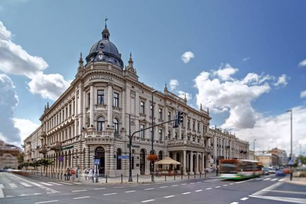 Hotel IBB Grand Lublinianka