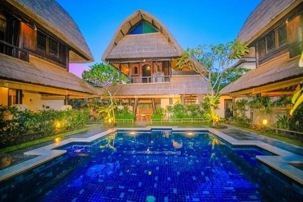 Hotel Radiant Jepun Villa