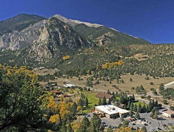 Hotel Mount Princeton Hot Springs Resort