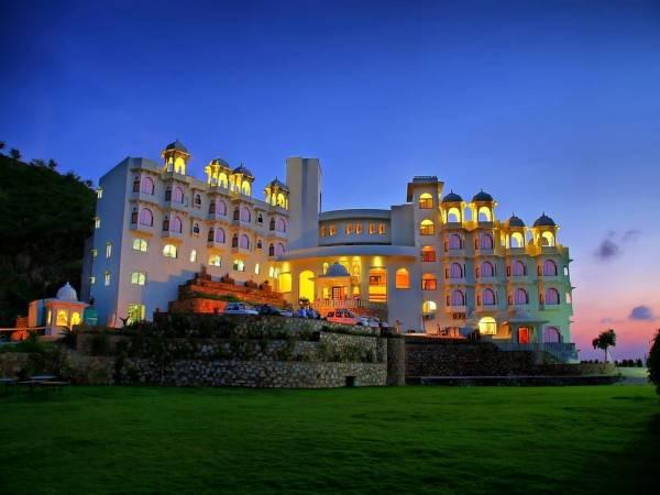 Bhairav Garh Palace by Zennia Hotels