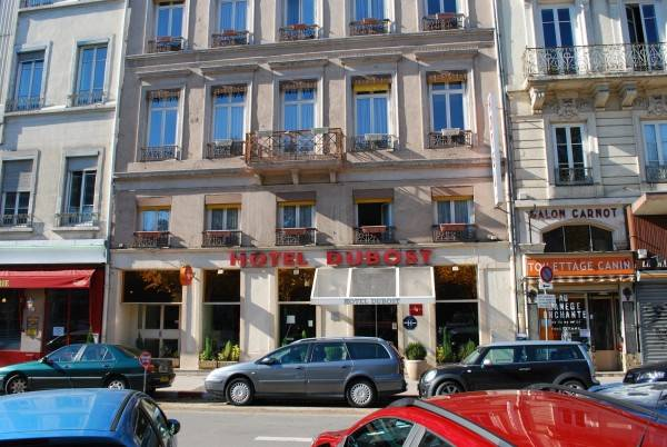 Hôtel Des Remparts Dubost