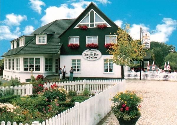 Zur alten Post Hotel – Restaurant