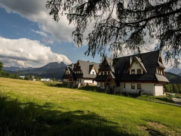 Hotel Z widokiem na Tatry