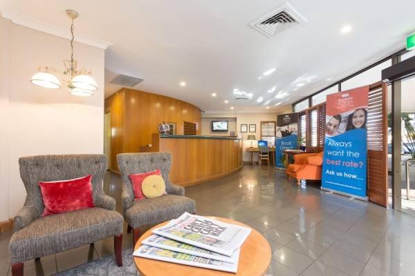 Hotel Brisbane International Virginia