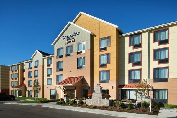 Hotel TownePlace Suites Detroit Troy
