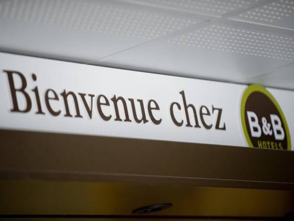 Hotel B&B Lyon Centre Montplaisir