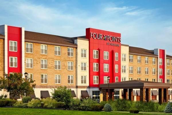 Hotel Four Points by Sheraton Moncton