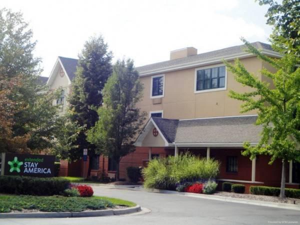 Hotel Extended Stay America Novi Hag